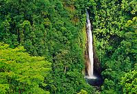 La Paz falls; Costa Rica