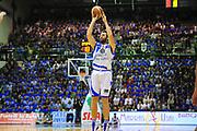 DESCRIZIONE : Sassari Lega A 2012-13 Dinamo Sassari Lenovo Cantù Quarti di finale Play Off gara 1<br /> GIOCATORE : Manuel Vanuzzo<br /> CATEGORIA : Tiro<br /> SQUADRA : Dinamo Sassari<br /> EVENTO : Campionato Lega A 2012-2013 Quarti di finale Play Off gara 1<br /> GARA : Dinamo Sassari Lenovo Cantù Quarti di finale Play Off gara 1<br /> DATA : 09/05/2013<br /> SPORT : Pallacanestro <br /> AUTORE : Agenzia Ciamillo-Castoria/M.Turrini<br /> Galleria : Lega Basket A 2012-2013  <br /> Fotonotizia : Sassari Lega A 2012-13 Dinamo Sassari Lenovo Cantù Play Off Gara 1<br /> Predefinita :