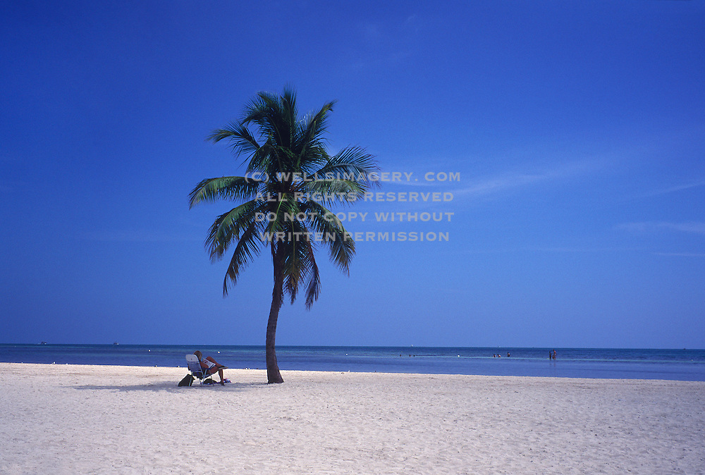 Image Of Smathers Beach In Key West Florida American Southeast