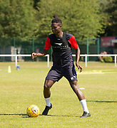 Jean Alassane Mendy - Dundee pre-season training on Thursday 28th June at University Grounds, Riverside, Dundee, <br /> <br /> <br />  - &copy; David Young - www.davidyoungphoto.co.uk - email: davidyoungphoto@gmail.com