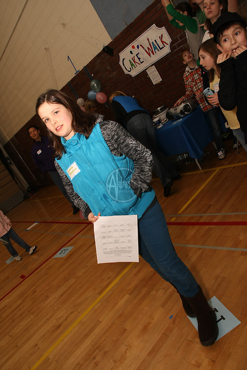 Cake Walk at HIMS Carnival Night 2010