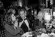 ANNA FRIEL; TOM HIDDLESTON; JONATHAN PRYCE, Luminous -Celebrating British Film and British Film Talent,  BFI gala dinner & auction. Guildhall. City of London. 6 October 2015.