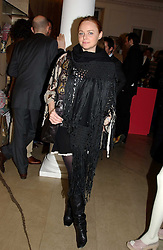 STELLA MCCARTNEY at 'A Night at Crumbland' an evening to celebrate the launch of the Stella McCartnry and Robert Crumb collaboration aand the publication of the R.Crumb handbook, held at Stella McCartney, 30 Bruton Street, London W1 on 17th March 2005.<br /><br />NON EXCLUSIVE - WORLD RIGHTS