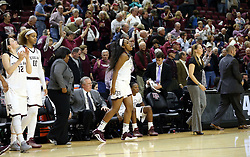 Missouri Texas A&M NCAA college basketball game, Thursday, Jan. 21, 2016, in College Station, Texas.