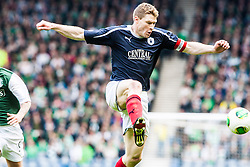 Falkirk's Darren Dods..Hibernian 4 v 3 Falkirk, William Hill Scottish Cup Semi Final, Hampden Park...