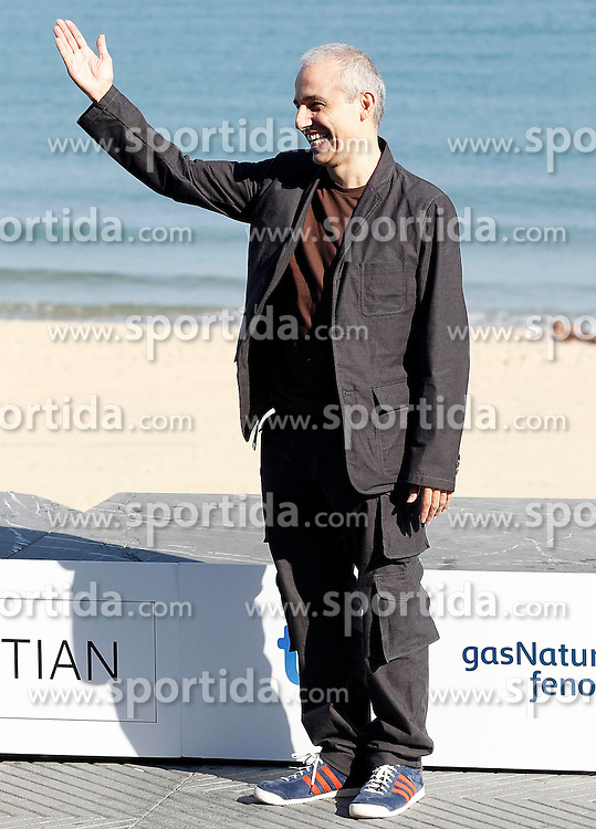 22.09.2012, San Sebastian Donostia, ESP, 60th San Sebastian Donostia International Film Festival, im Bild Film Director Pablo Berger attend the photocall of 'Blancanieves' // during 60th San Sebastian Donostia International Film Festival, San Sebastian Donostia, Spain on 2012/09/22. EXPA Pictures © 2012, PhotoCredit: EXPA/ Alterphotos/ Acero..***** ATTENTION - OUT OF ESP and SUI *****