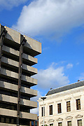 Architect, Sam Stephenson. Central Bank and Financial Services Authority of Ireland building, Dame St. Dublin..