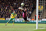 Norwich City v Sheffield Wednesday 060415