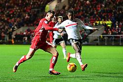Josh Brownhill of Bristol City - Mandatory by-line: Dougie Allward/JMP - 22/02/2017 - FOOTBALL - Ashton Gate - Bristol, England - Bristol City v Fulham - Sky Bet Championship