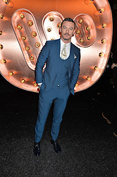 LUKE SMITH at the Warner Music Group & Ciroc Vodka Brit Awards After Party held at The Freemason's Hall, 60 Great Queen St, London on 24th February 2016.