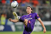 """Riccardo Montolivo (Fiorentina)<br /> Firenze 1/5/2008 Stadio """"Artemio Franchi"""" <br /> Uefa Cup 2007/2008 Semifinals - Semifinale second Leg<br /> Fiorentina Rangers Glasgow (0-0) (2-4 a.p.)<br /> Foto Andrea Staccioli Insidefoto"""
