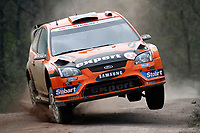 MOTORSPORT - WRC 2010 - RALLY OF TURKEY - <br /> ISTANBUL (TUR) - 15 TO 18/04/2010 - PHOTO : FRANCOIS BAUDIN / DPPI <br /> HENNING SOLBERG (NOR) / ILKA MINOR (AUT) - STOBART MOTORSPORT - FORD FOCUS WRC - ACTION