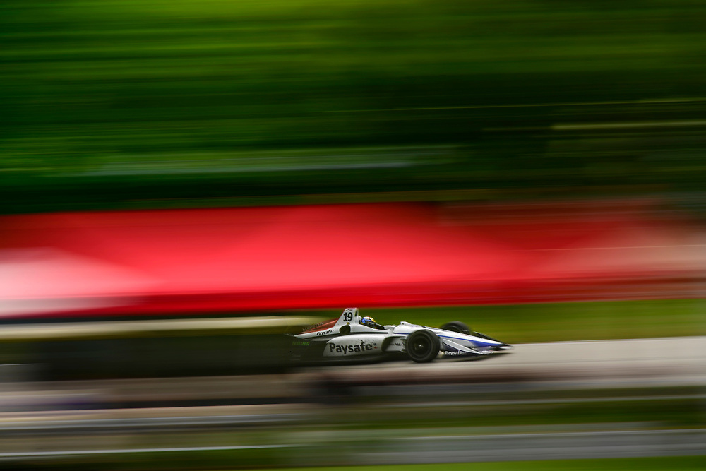 Zachary Claman De Melo, Dale Coyne Racing Honda<br /> Friday 22 June 2018<br /> KOHLER Grand Prix at Road America<br /> Verizon IndyCar Series<br /> Road America WI USA<br /> World Copyright: Scott R LePage