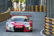 October 16-20, 2016: Macau Grand Prix. 11 CHENG Cong Fu, Absolute Racing, Audi R8 LMS