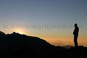 Himalayan Sunrise, trekking the Singalila Ridge, Southern Himalayas