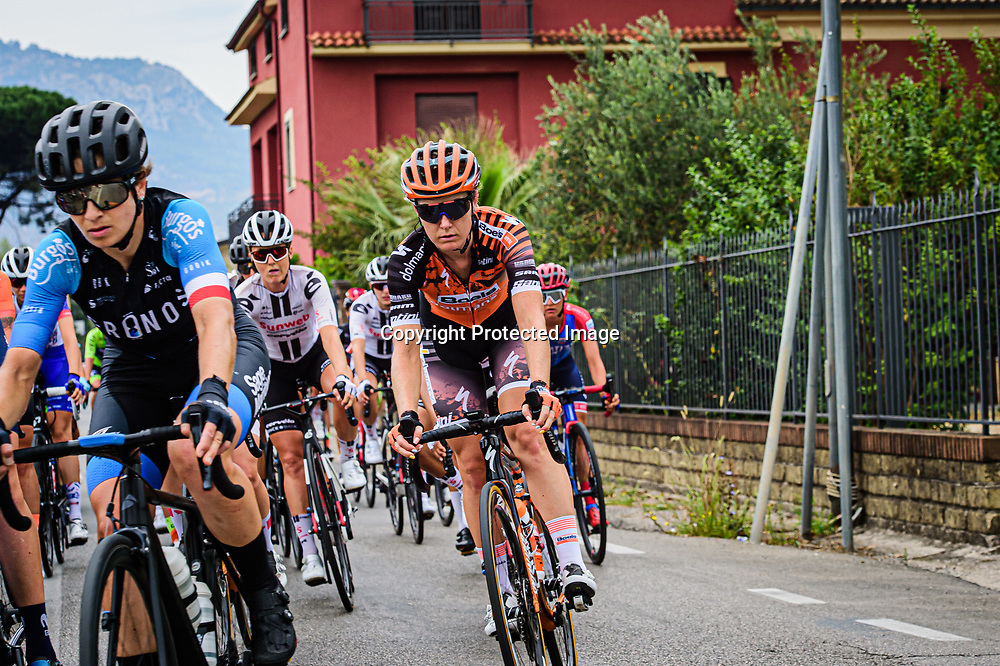 17-09-2020: Wielrennen: Giro Rosa: Maddaloni <br /> Amy Pieters (Netherlands / Boels - Dolmans Cycling Team)17-09-2020: Wielrennen: Giro Rosa: Maddaloni