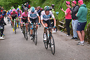Giro D'Italia cycling tour - Stage 14 - 19 May 2018