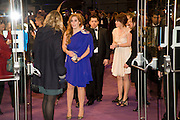 PRINCESS BEATRICE; PRINCESS EUGENIE.  The World Premiere of Young Victoria in aid of Children in Crisis and St. John Ambulance. Odeon Leicesgter Sq. and afterwards at Kensington Palace. 3 March 2009 *** Local Caption *** -DO NOT ARCHIVE -Copyright Photograph by Dafydd Jones. 248 Clapham Rd. London SW9 0PZ. Tel 0207 820 0771. www.dafjones.com<br /> PRINCESS BEATRICE; PRINCESS EUGENIE.  The World Premiere of Young Victoria in aid of Children in Crisis and St. John Ambulance. Odeon Leicesgter Sq. and afterwards at Kensington Palace. 3 March 2009