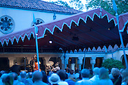 Mulgrew Miller Trio performing at Caramoor