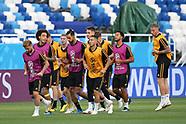Belgium Training 270618