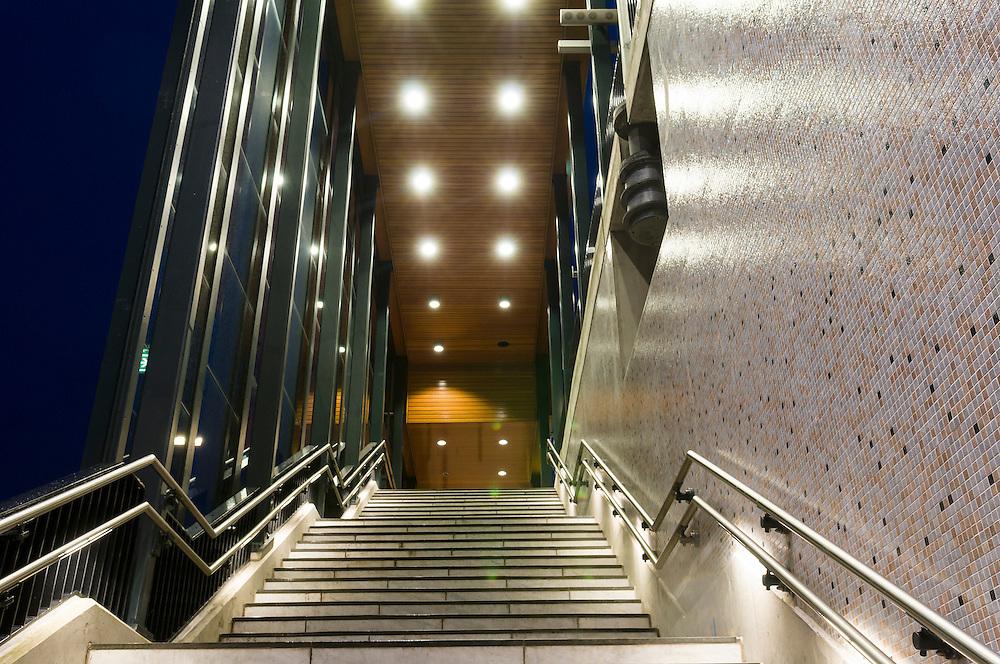 Nederland, Vleuten, 20100331..Station Vleuten energie neutraal station Prorail