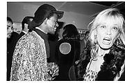 Anita Pallenberg, Joey Ducane, Tommy Hilfigger, 1996© Copyright Photograph by Dafydd Jones 66 Stockwell Park Rd. London SW9 0DA Tel 020 7733 0108 www.dafjones.com