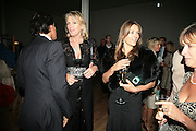 Louise Fennell and Elizabeth Hurley, ' Show Off' Theo Fennell exhibition co-hosted wit Vanity Fair. Royal Academy. Burlington Gdns. London. 27 September 2007. -DO NOT ARCHIVE-© Copyright Photograph by Dafydd Jones. 248 Clapham Rd. London SW9 0PZ. Tel 0207 820 0771. www.dafjones.com.