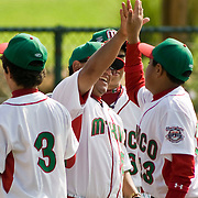 8/16/10 Aberdeen, MD: Team Mexico after 17 - 0 win over Canada of Babe Ruth Southwest scores Vs Pacific Northwest at 2010 Aberdeen Baseball Tournaments in Aberdeen MD. Special to The Baxter Bulletin/SAQUAN STIMPSON