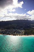 Waimanalo,  Oahu, Hawaii.