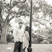 Trey & Brooke Engagement Photography Samples | Audubon Park, New Orleans, LA | 1216 Studio Wedding Photography