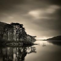 Loch Lomond, Tarbet Isle,