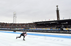10-03-2018 SCHAATSEN: WORLD ALLROUND SPEEDSKATING CHAMPIONSHIPS AMSTERDAM<br />