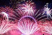 NYE Fireworks 31st December 2017