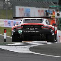 #91, Frederic Makowiecki, Porsche 911 RSR (2017), Porsche Motorsport, driven by Richard Lietz, FIA WEC 2017 6 Hours of Silverstone, Silverstone International Circuit, 16/04/2017,
