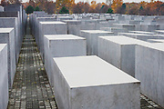 The Holocaust Memorial near to the Brandenburg Gate is a hugely powerful reminder.