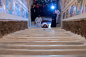 Extraordinary opening of the Holy Stair (Scala Sancta) April 11, 2019