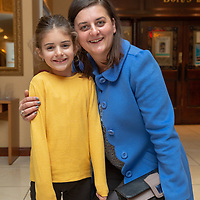 Spomenka and Simona Paunovic attending the Concert for Ennis Scouts at Treacys West County