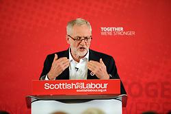 Jeremy Corbyn, Dunfermline, 24-04-2017<br /> <br /> Jeremy Corbyn MP visited Dunfermline Conference Centre<br /> (c) David Wardle | Edinburgh Elite media