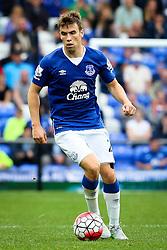 Everton's Seamus Coleman  - Mandatory byline: Matt McNulty/JMP - 07966386802 - 23/08/2015 - FOOTBALL - Goodison Park -Everton,England - Everton v Manchester City - Barclays Premier League