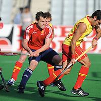 Spain v England