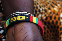 Ghana, Accra, 2007. For months leading up to March 6th, Ghanaians marked Independence Day in myriad personal ways.