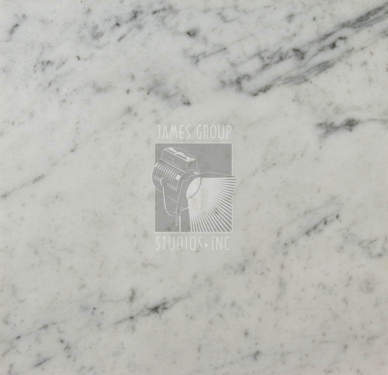 A white stone background