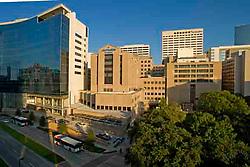 Stock photo of Methodist Hospital in the Texas Medical Center, Houston