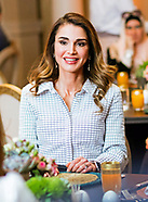 Queen Rania Hosts Youth Iftar
