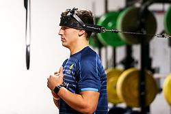 Ryan Mills of Worcester Warriors during training ahead of the European Challenge Cup Pool Fixture against State Francais - Mandatory by-line: Robbie Stephenson/JMP - 15/01/2019 - RUGBY - Sixways Stadium - Worcester, England - Worcester Warriors Training