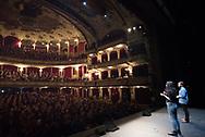 NSU-Monologe am 31. Januar im SchauSpielHaus. Fotos: Mauricio Bustamante.