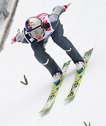 18.03.2010, Triglav, Planica, SLO, FIS SKI Flying World Championships 2010, Training, im Bild SCHLIERENZAUER Gregor ( AUT, #69 ), EXPA Pictures © 2010, PhotoCredit: EXPA/ J. Groder / SPORTIDA PHOTO AGENCY