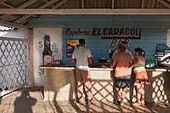 Cafe in Punta de Cartas, Pinar del Rio, Cuba.