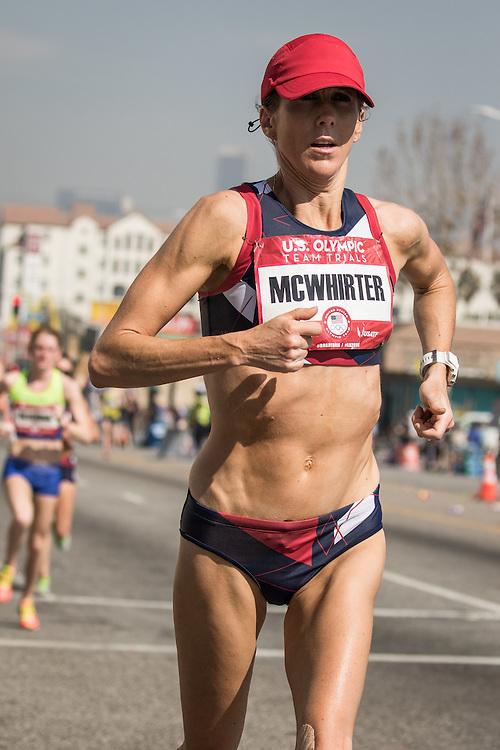 USA Olympic Team Trials Marathon 2016, Oiselle, McWhirter