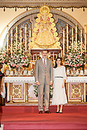 021420 Spanish Royals visit Almonte
